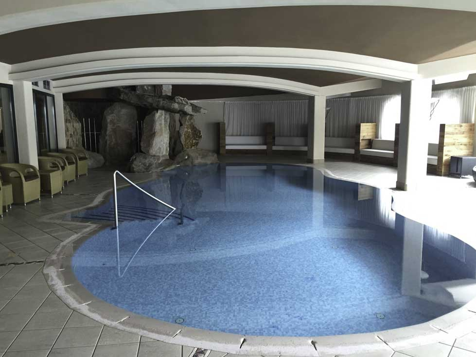VIKTORIA ALPINE SPA RESORT Wellness